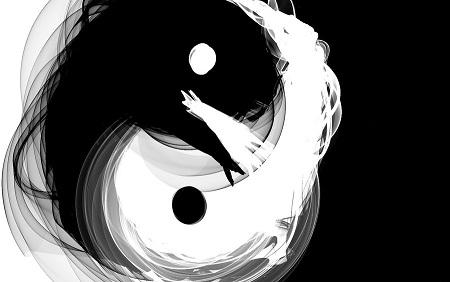 yin yang small