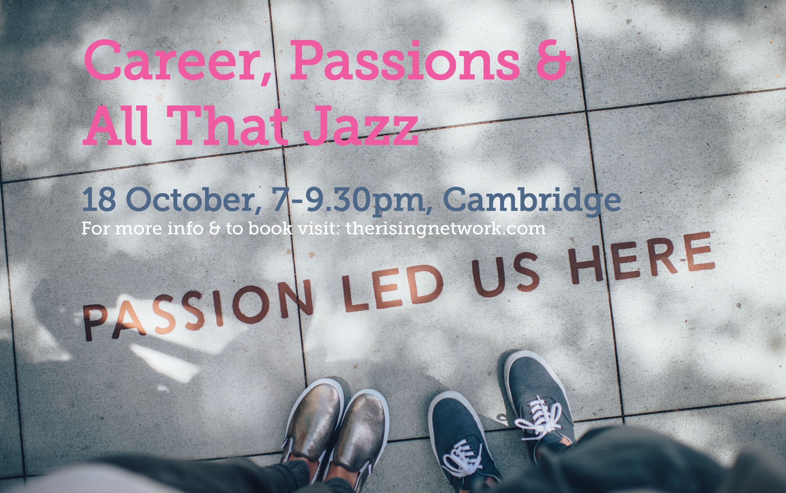 Career Passions and All That Jazz v1