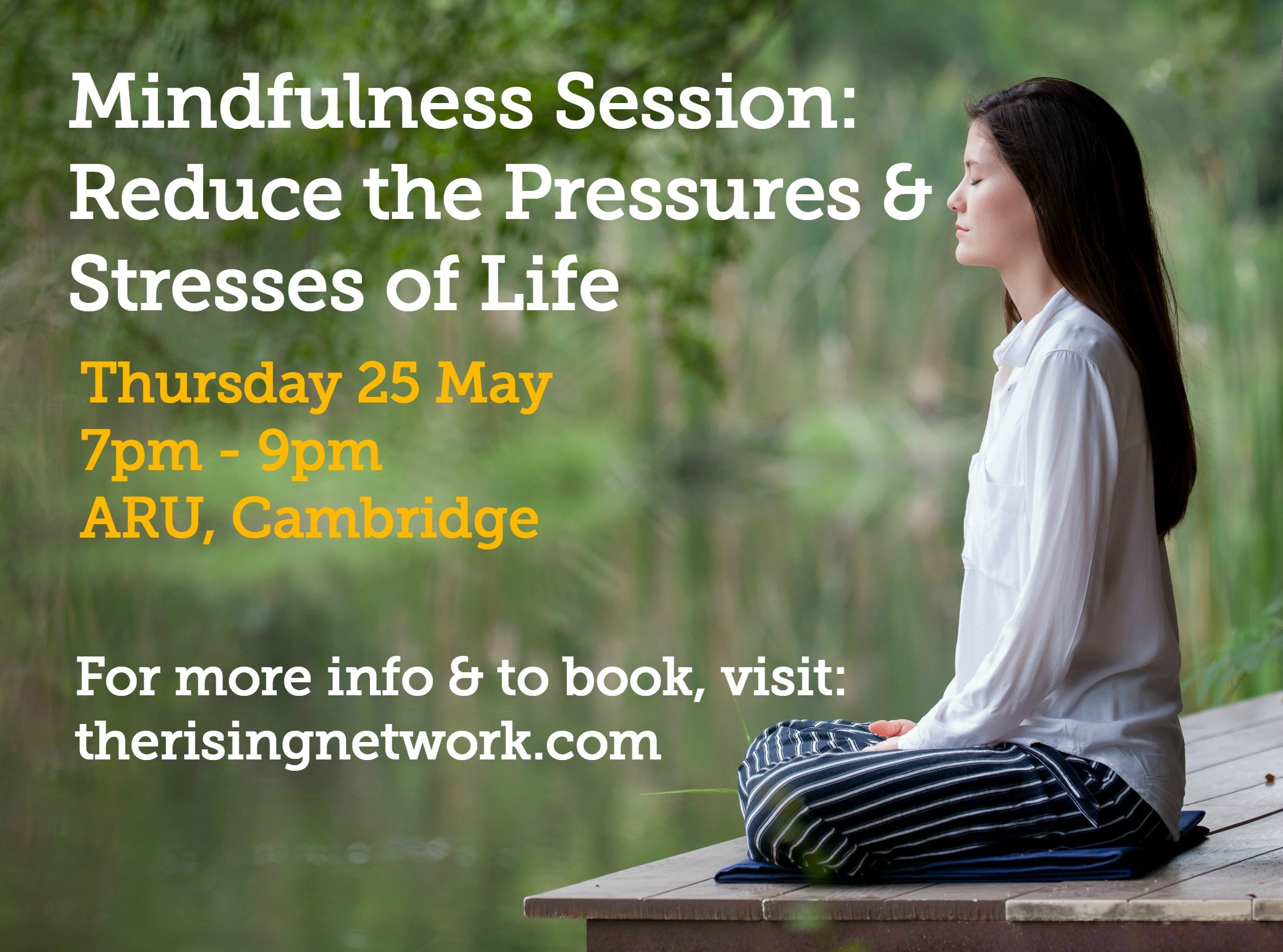 Mindfulness Session The Rising Network