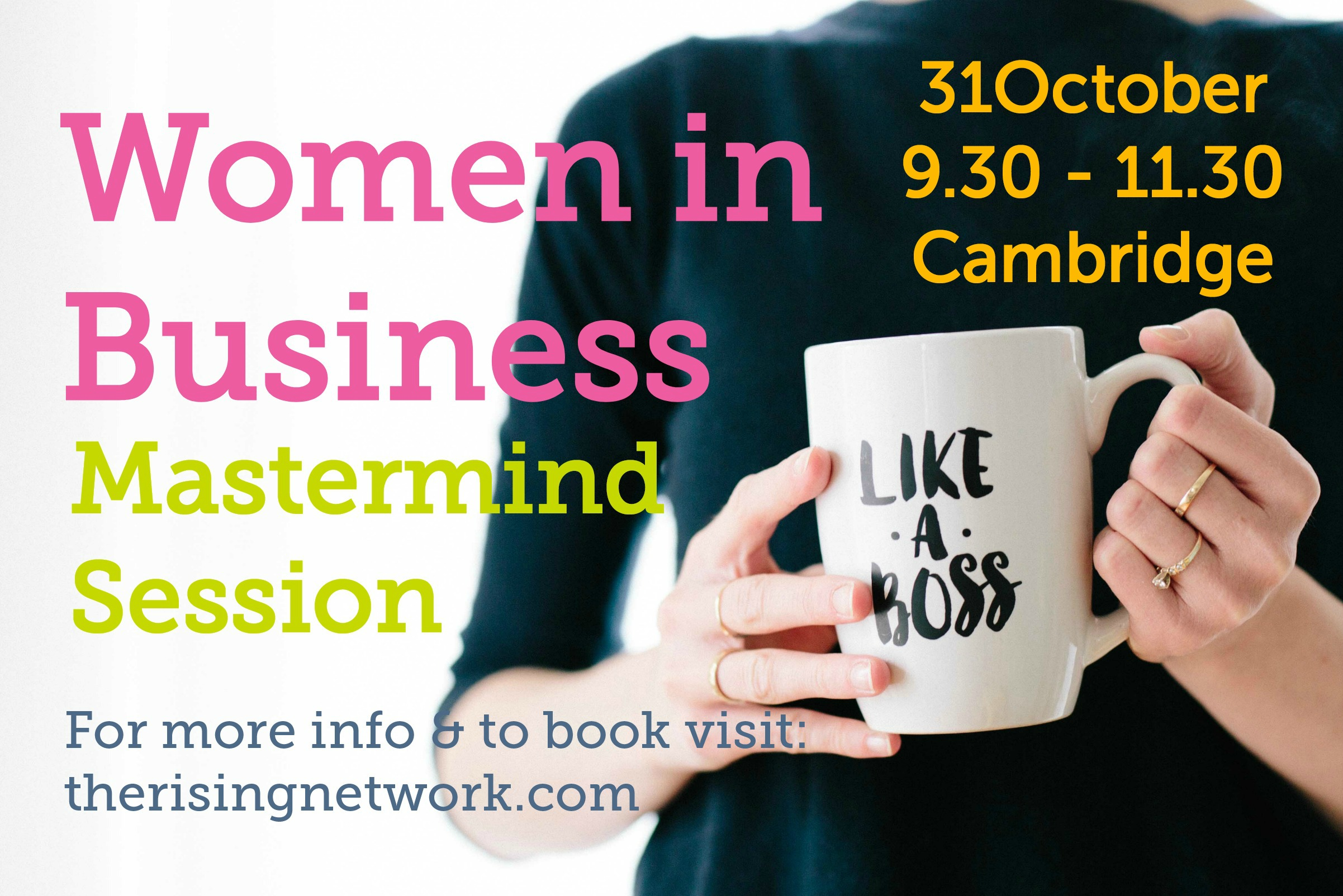 women in business mastermind 31.10.17