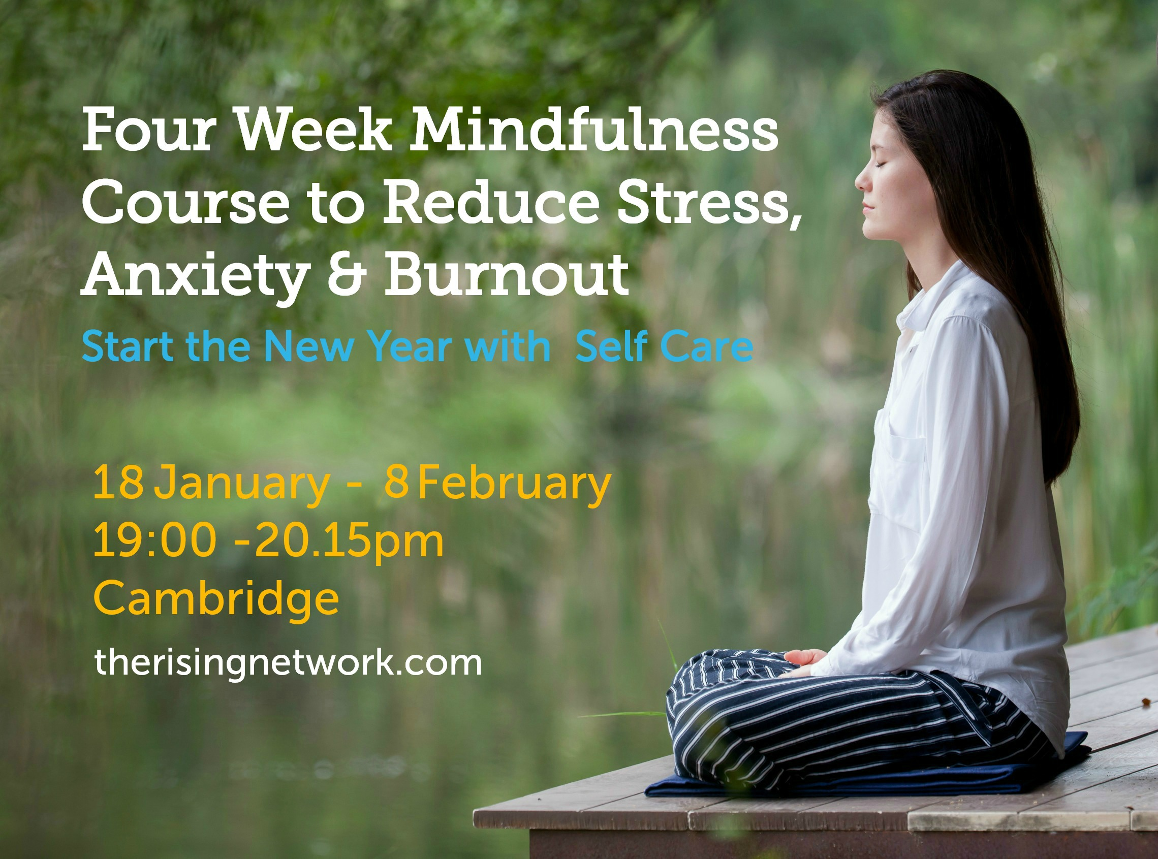 Four Week Mindfulness Course January February 2018