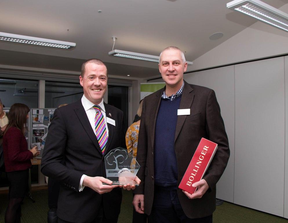 Accumulator Challenge Winners 2018